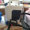 10L Electric ULV Backpack Sprayer Disinfection Spray Fogging Machine