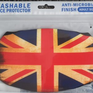 Union Jack Soft Face Mask